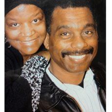 Pastor Rick Washington and Helen Washington
