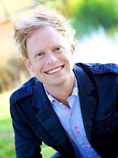 Pastor Michael Hirsch